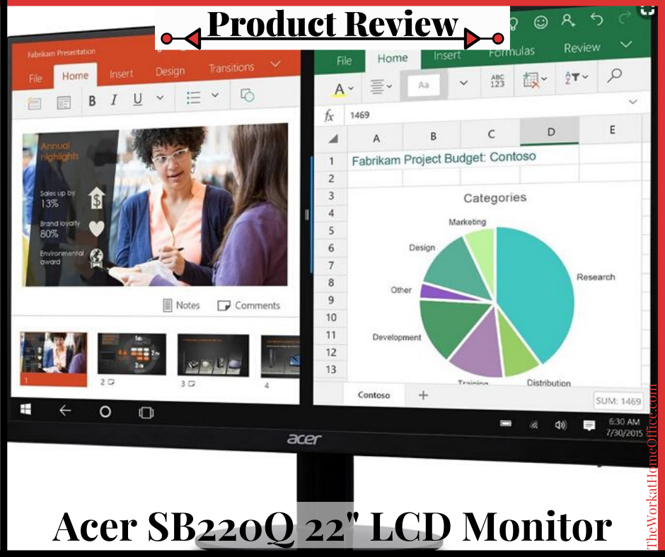 Review: Acer SB220Q LCD Monitor